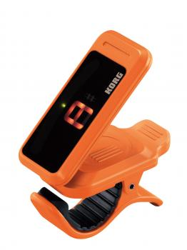 KORG Clip-On Tuner Pitchclip PC-1 Gitarre, Bass - Farbe Orange